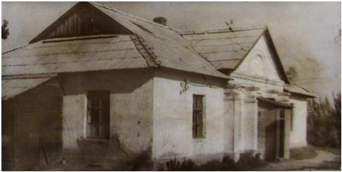 Старое здание Детского садика №2 «Карабиха»